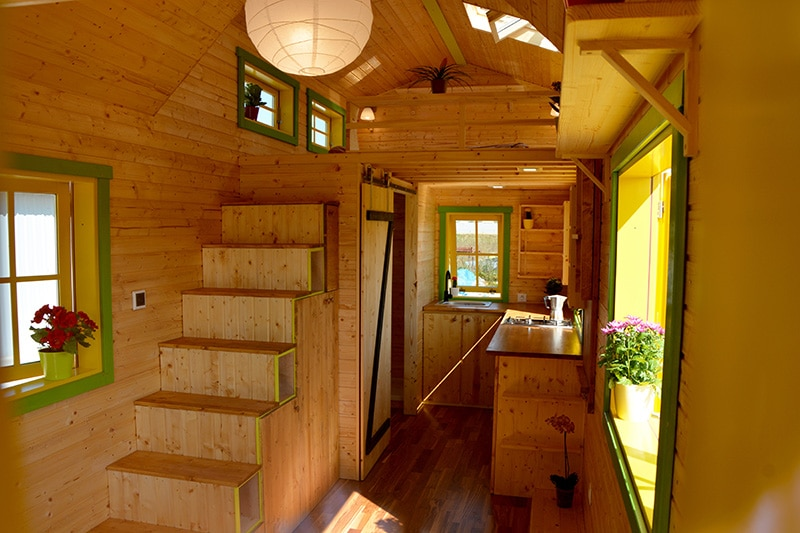 Tiny House Germany Architectural Designs