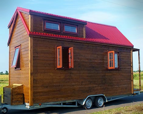 TinyWunderHouse | Handcrafted tiny houses on wheels & more