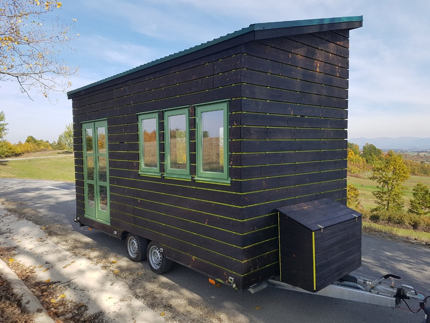 Tinywunderhouse Handcrafted Tiny Houses On Wheels More